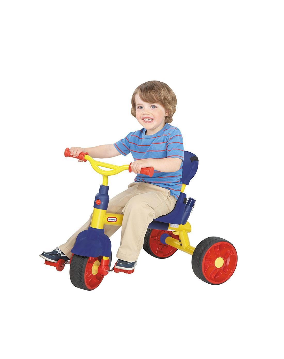 3合1脚踏三轮车 (身体协调