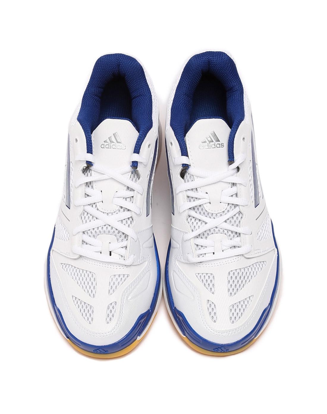 阿迪达斯adidas男鞋专场-男子白色室内鞋