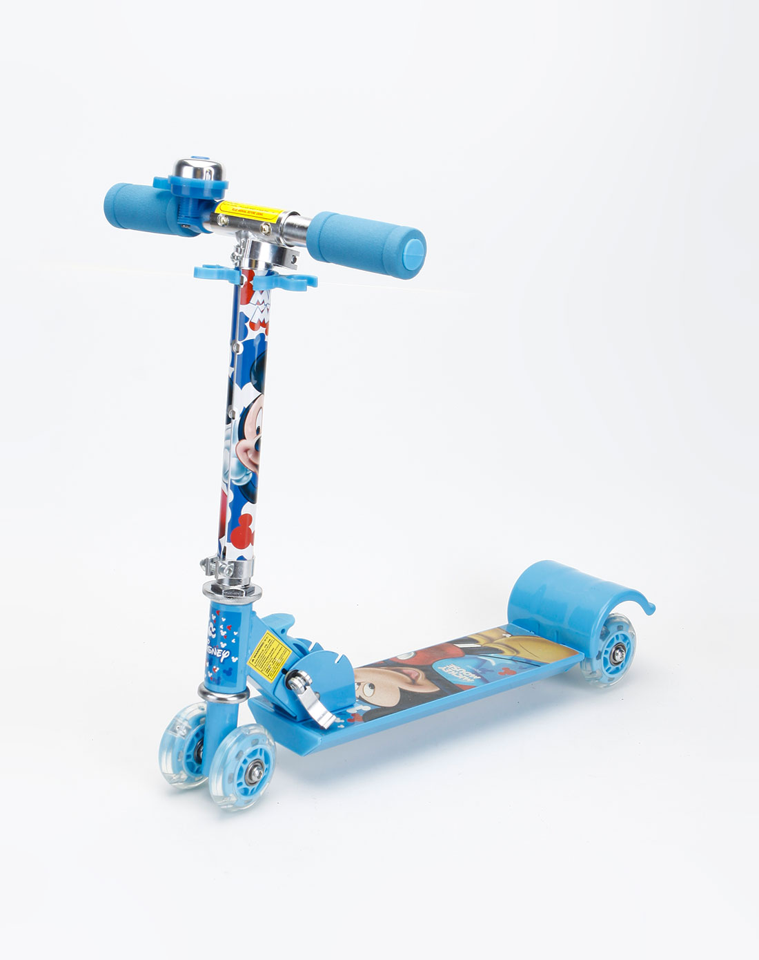 儿童滑板车四轮