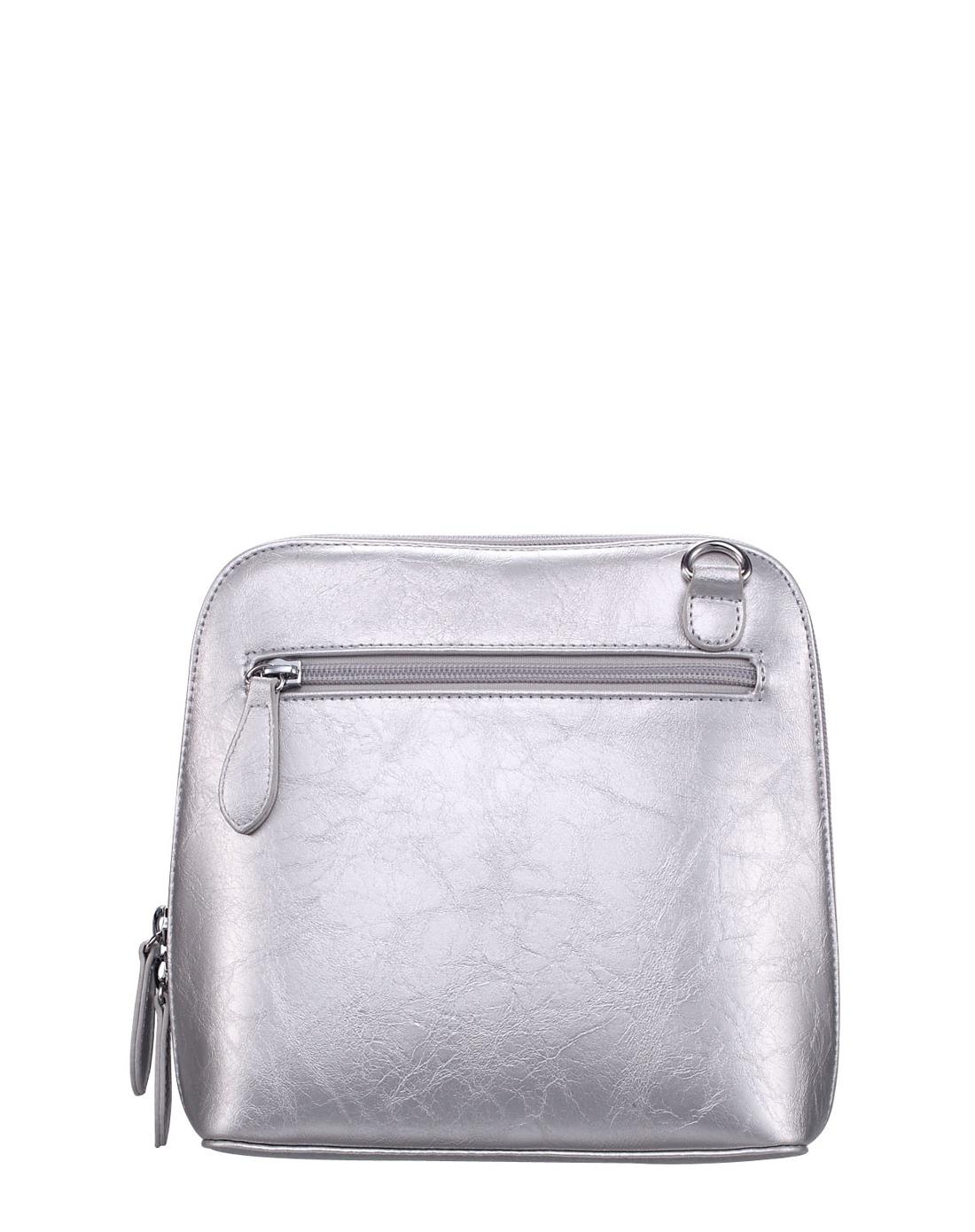 ggirl银色水桶型双背小单肩/斜挎包lfgx4j0013913