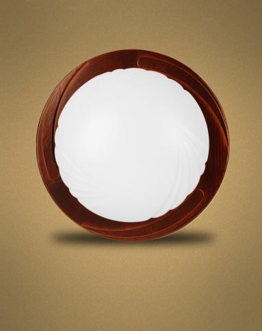 耐特森natsen灯饰专场36w圆形中式实木吸顶灯ntszx