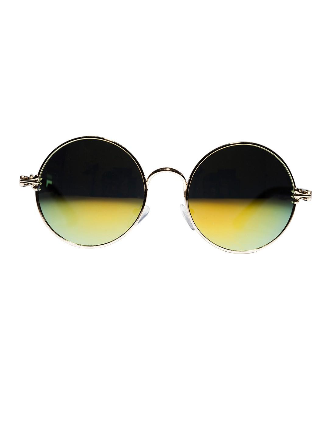 复古圆眼镜-圆形眼