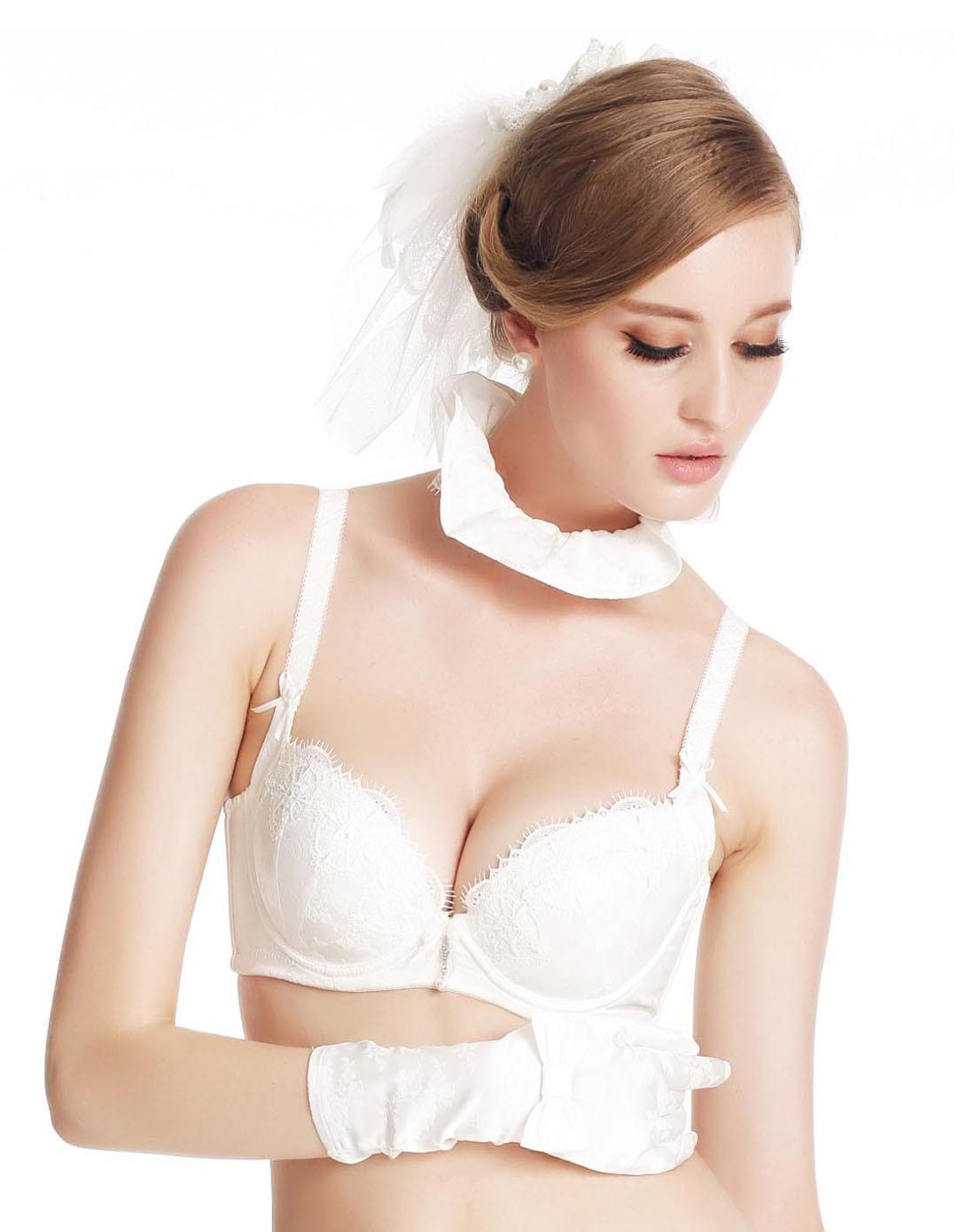 蔻夏尔corsetc女士内衣专场奢华精粹欧式宫廷侧推蝶型