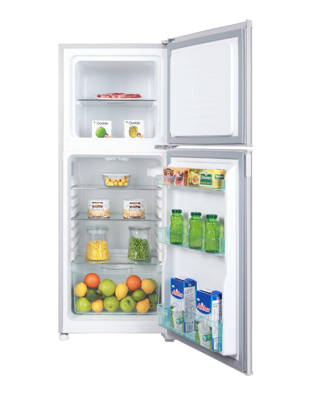 海尔haier冰洗空专场139升两门冰箱新款抢先购bcd-139