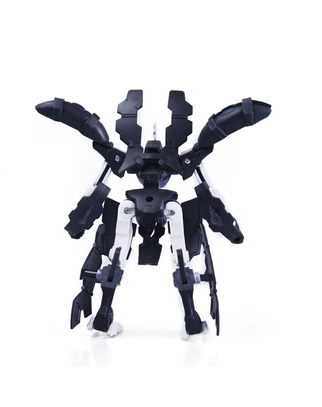宇宙星神冥王星神-哈迪斯5寸可动机器人系列