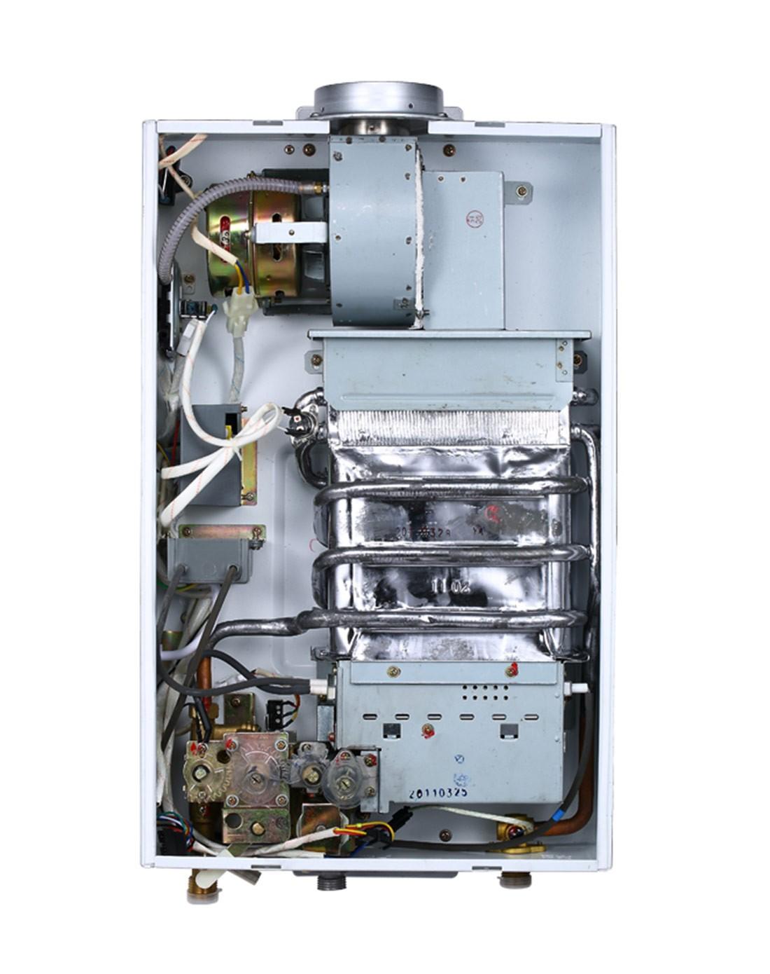 > 10l 顶级配置 平衡式燃气热水器