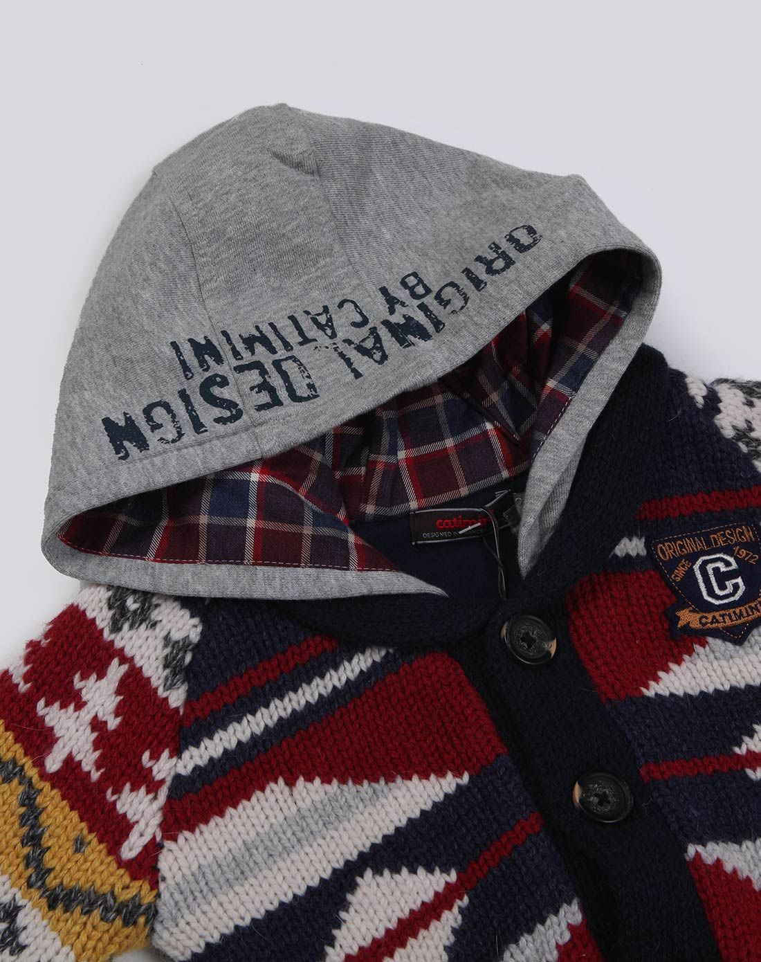 彩条帽子编织方法图解