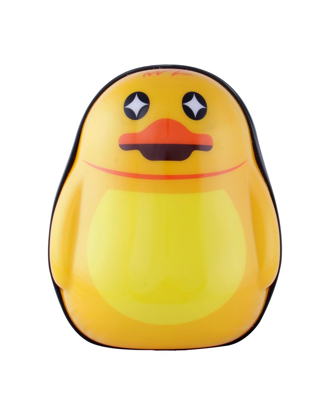 儿童卡通蛋壳小黄鸭书包