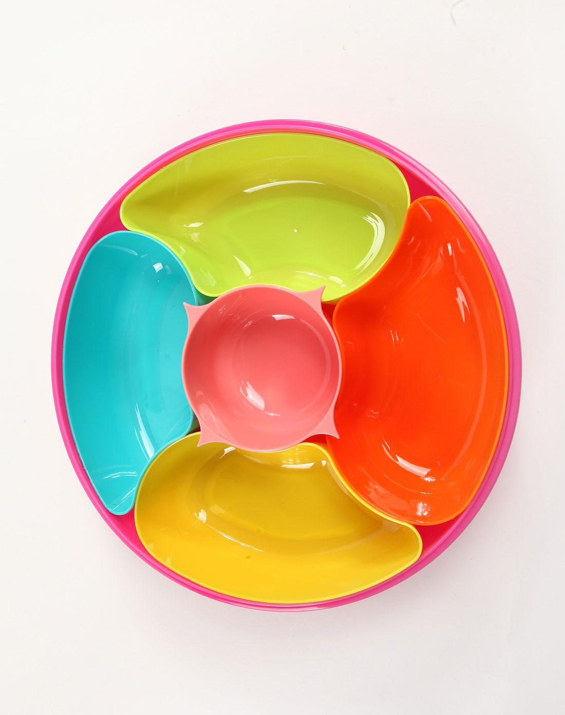 h&3粉红色圆形糖果盒6920120306270