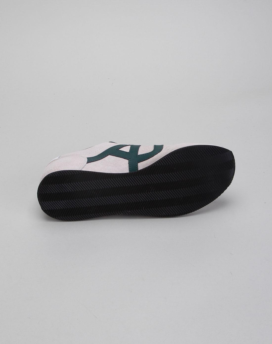 aj男款灰/蓝色aj时尚运动鞋