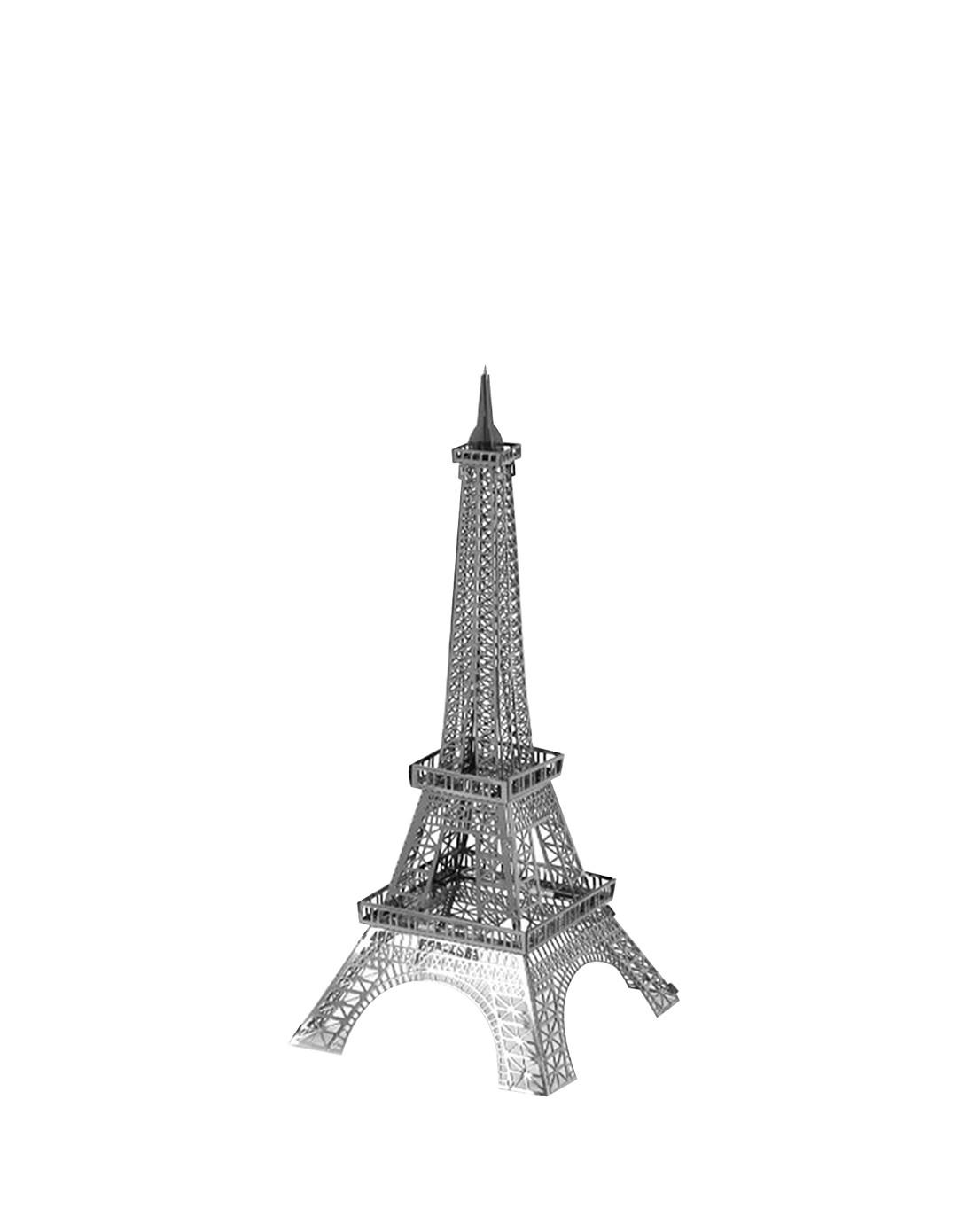 趣玩创意(埃菲尔铁塔)3d微型立体雕塑拼图41434