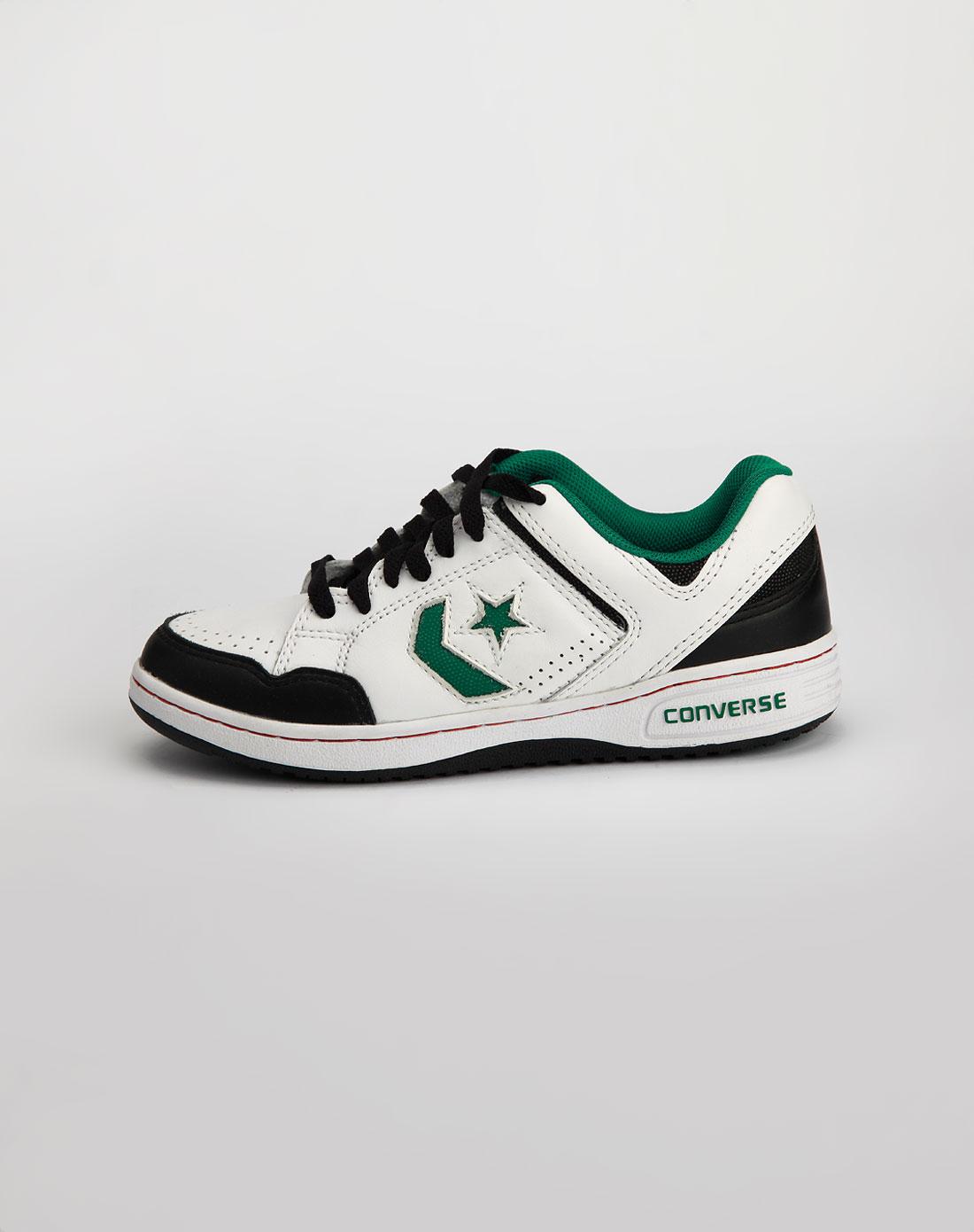 匡威converse-heritage basketball男款白色旅游鞋