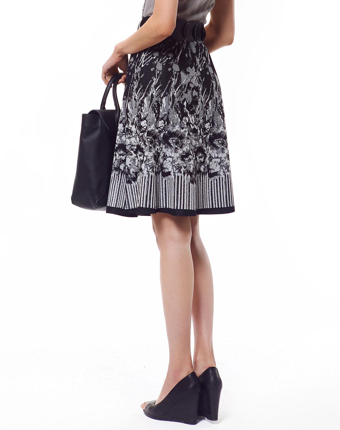 拜柔biosoft女装半身裙bw5100210119