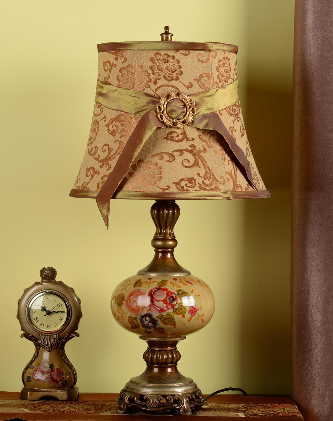 欧式贵族典雅台灯
