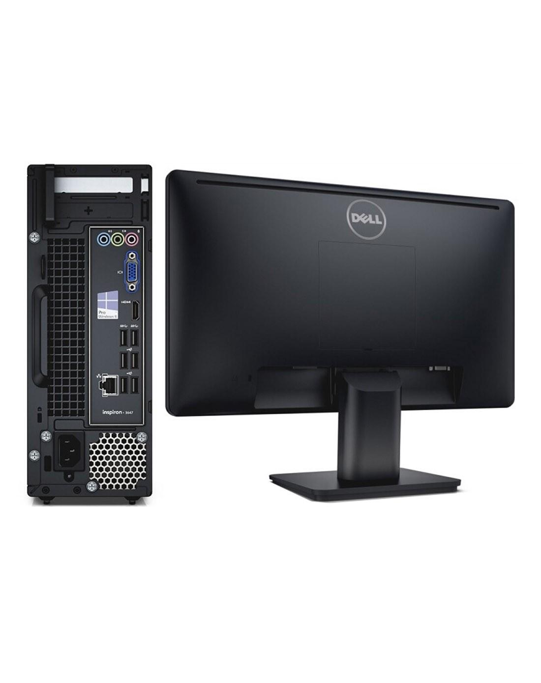 戴尔dell电脑专场3646-30n8台式机配19寸显示器3646图片