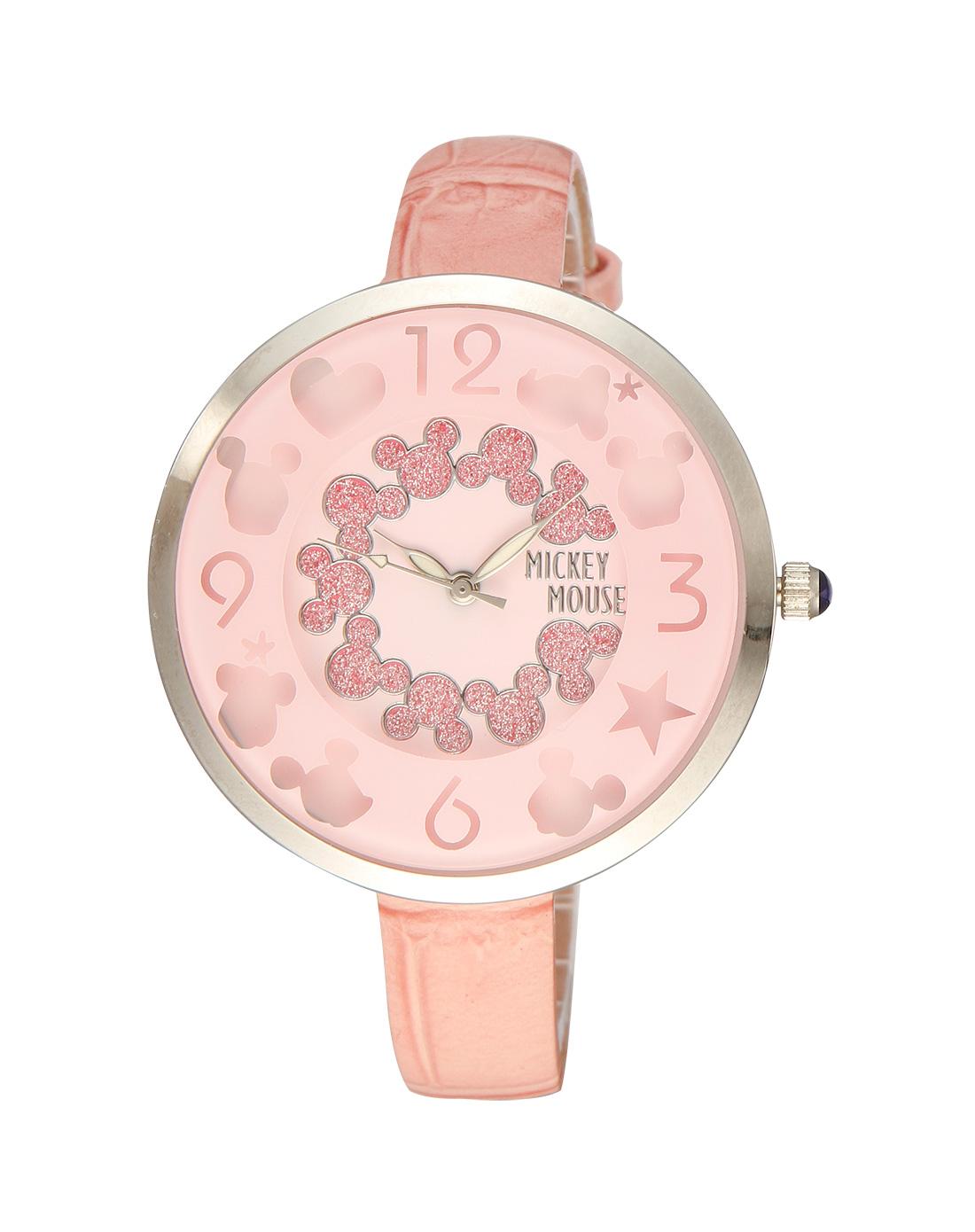 米奇粉红色儿童手表2m