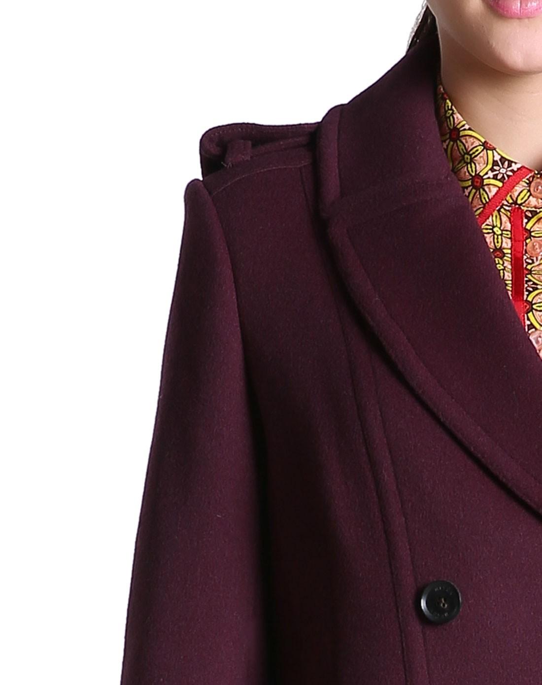 肩袢手绘服装款式图