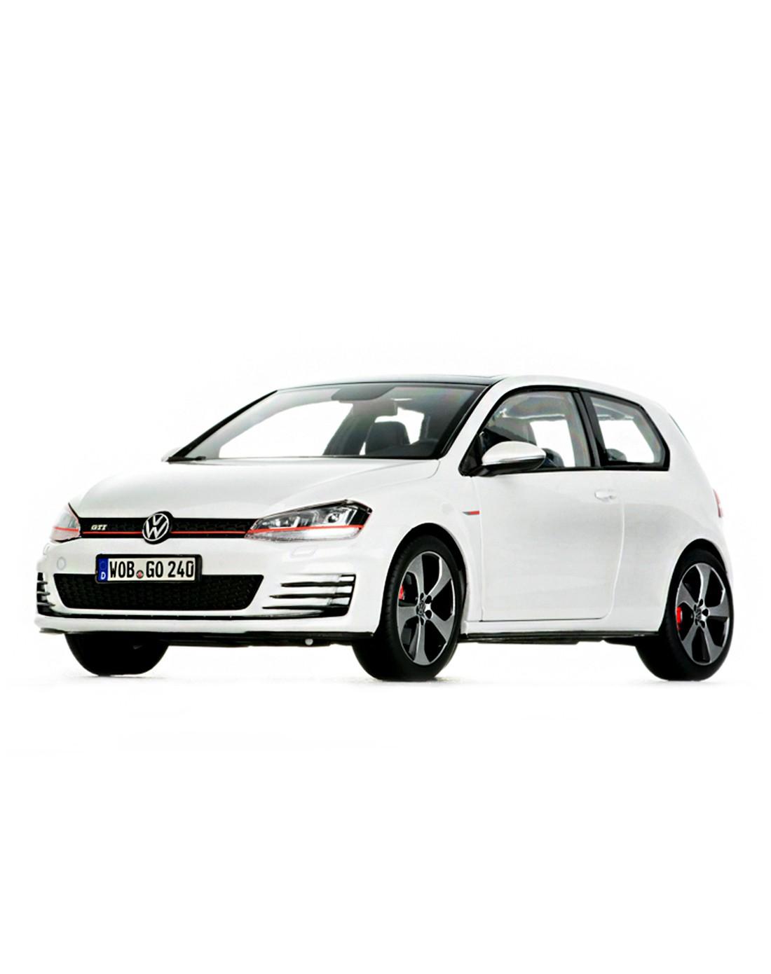 德国大众汽车vw用品专场大众汽车golf-gti 高尔夫白色
