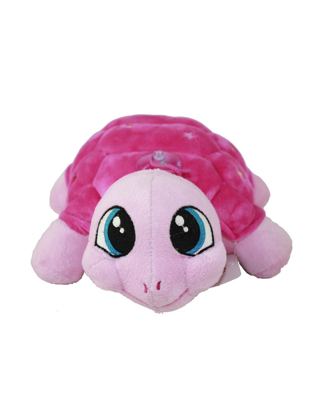 韩版可爱彩色龟粉红色