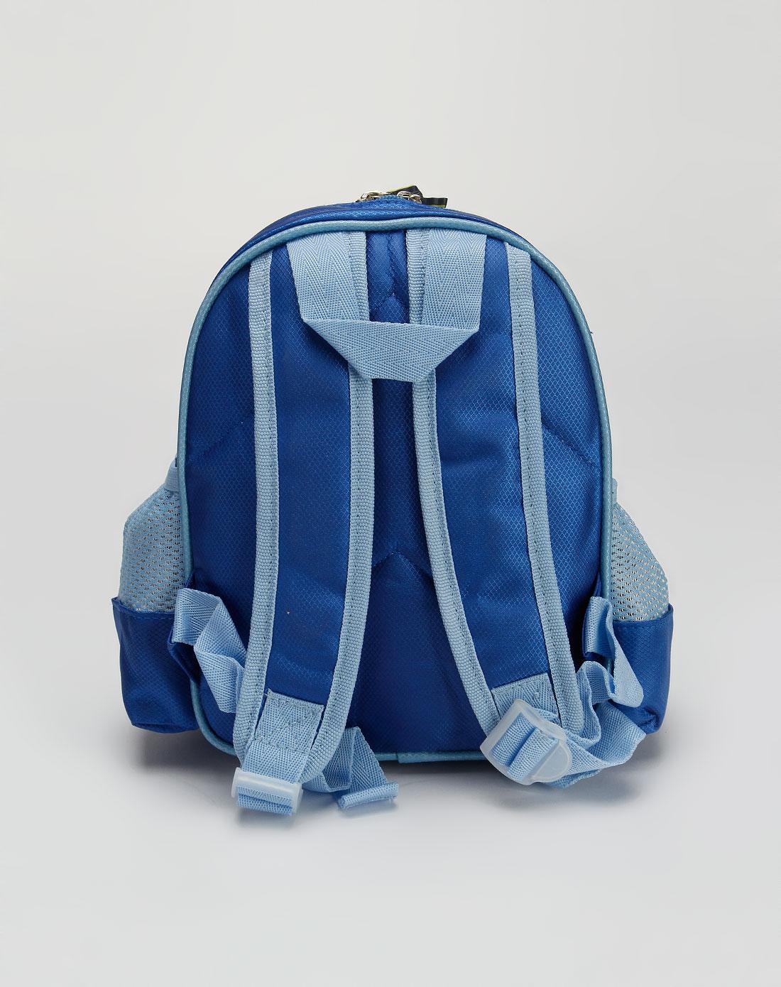 男童蓝色海绵宝宝幼儿园小背包