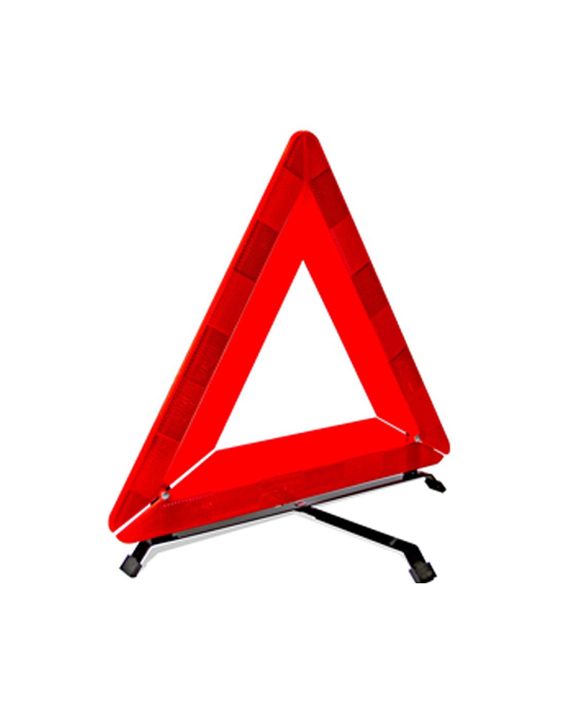 红色三角警示牌