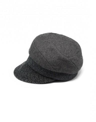 帽子专场-编织沿八角帽