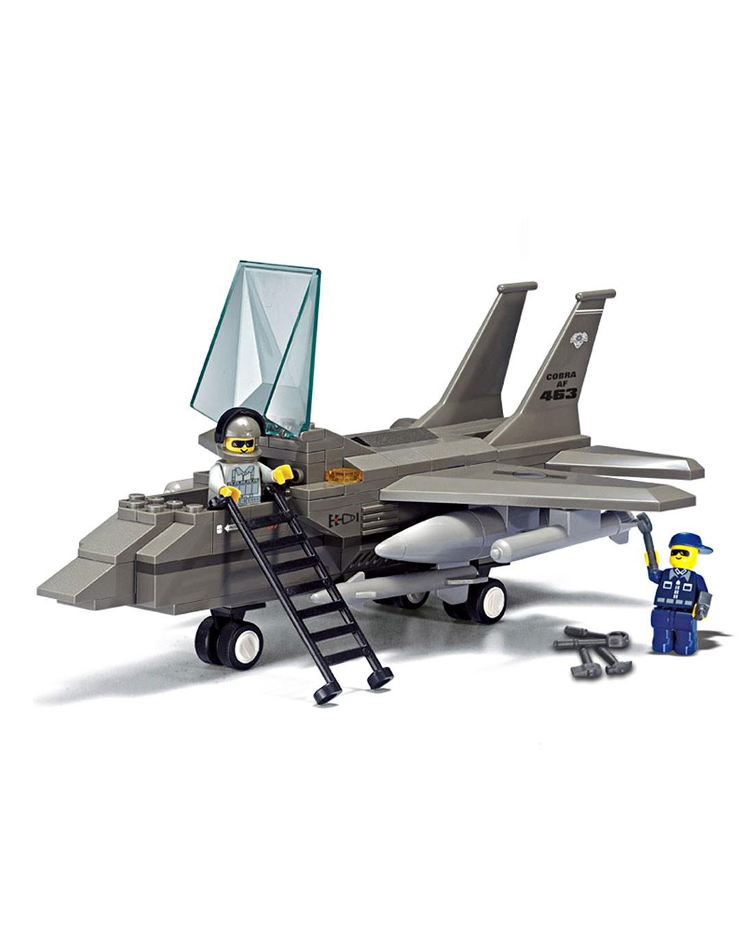 stones玩具专场空军战队f-15战斗机m0027