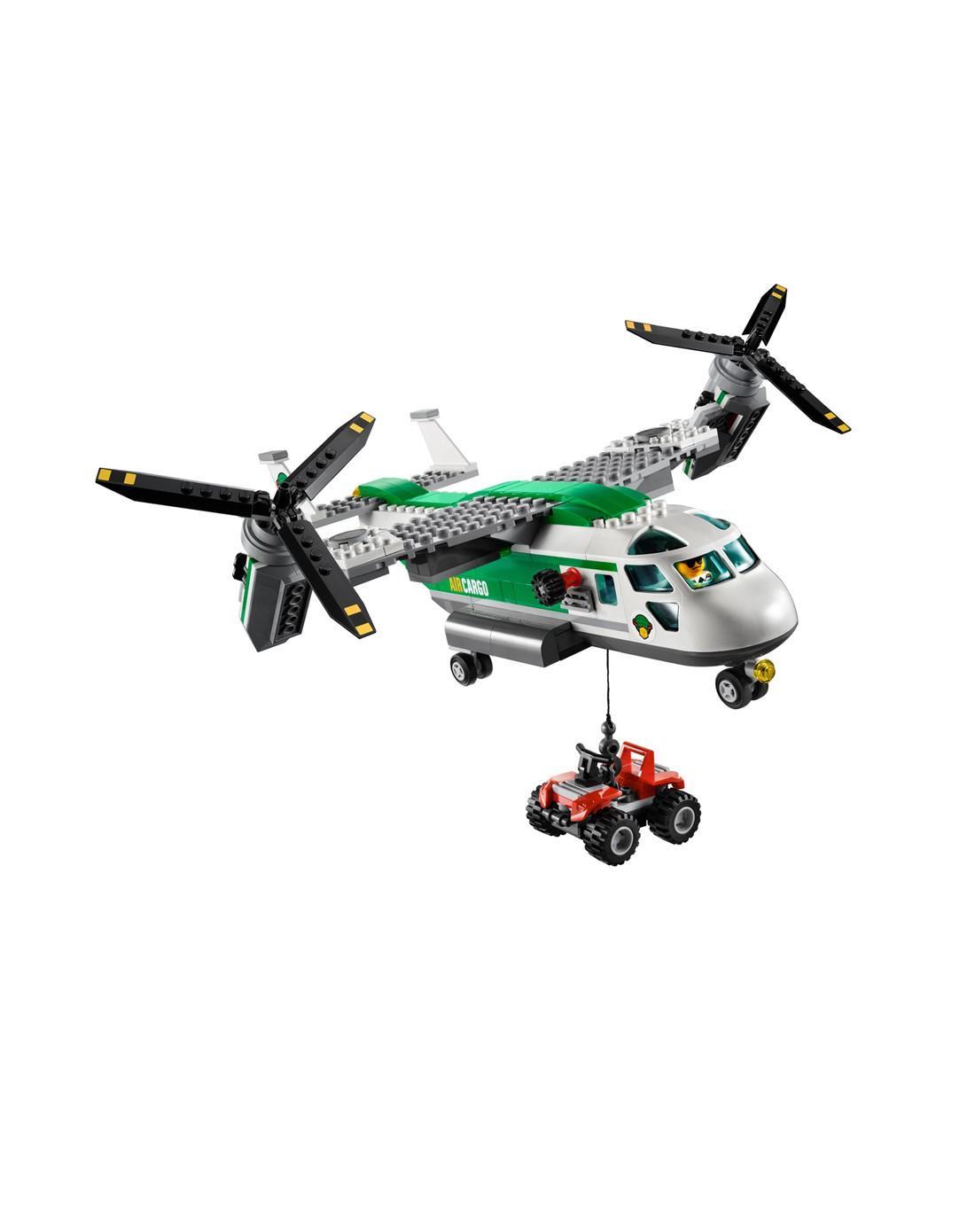 乐高&智高&bandai&siku大牌玩具乐高货运直升机