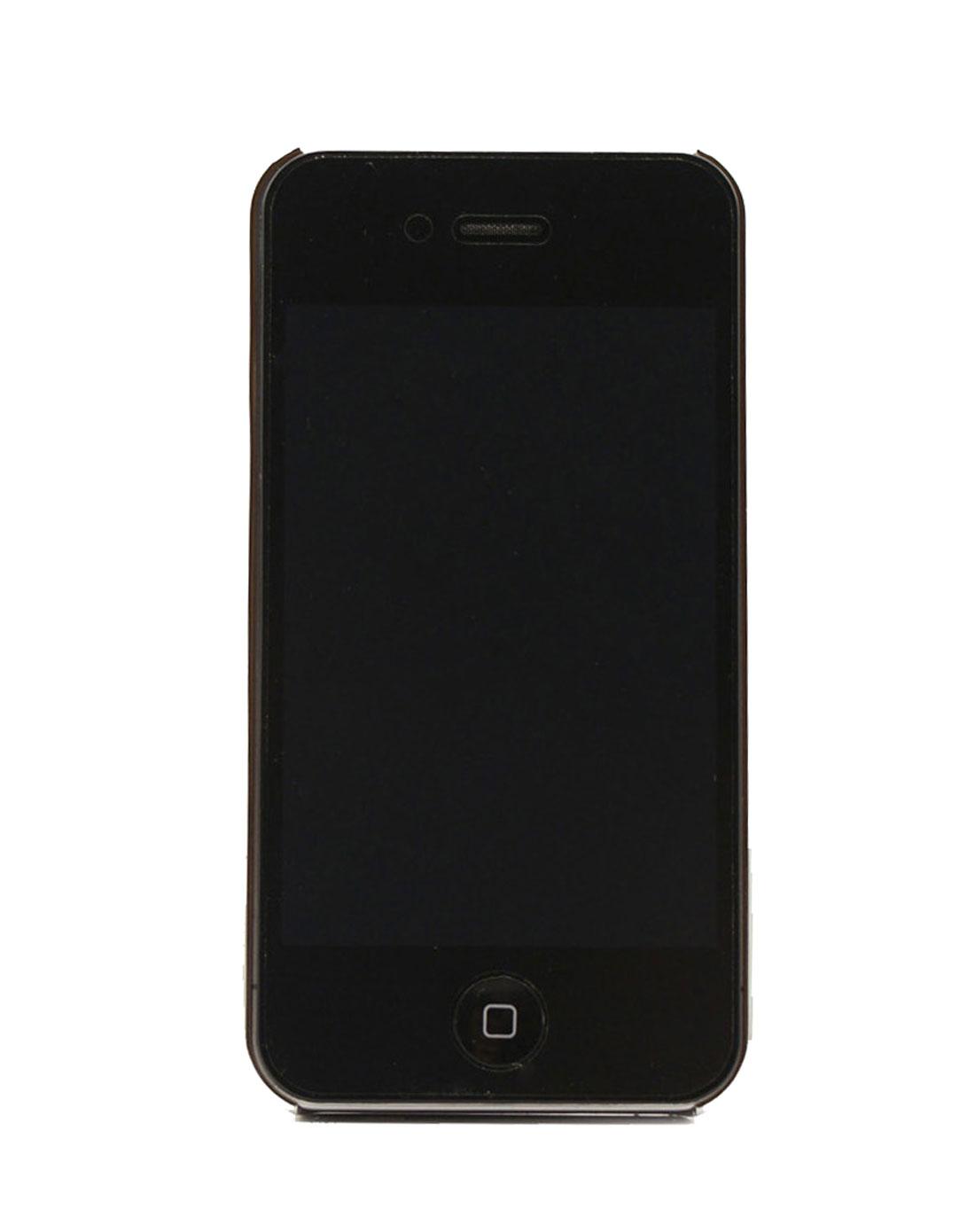 iphone4/4s 保护壳 钻石星空系列 黑色