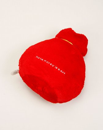 红色钱袋大抱枕al1