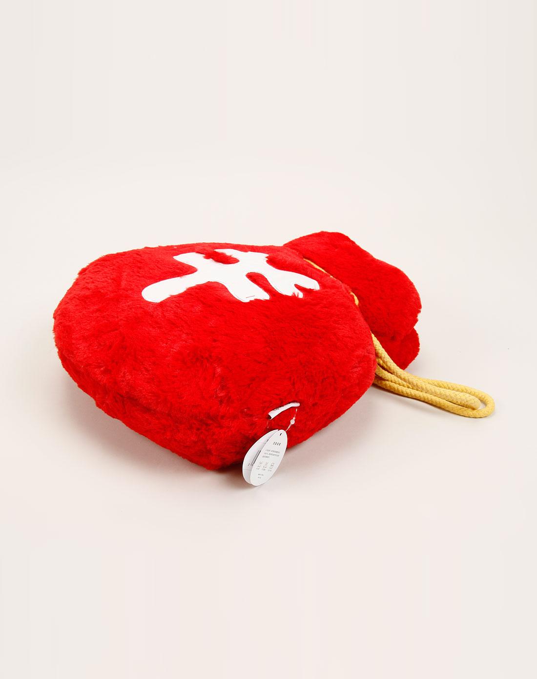 红色钱袋毯子包al1