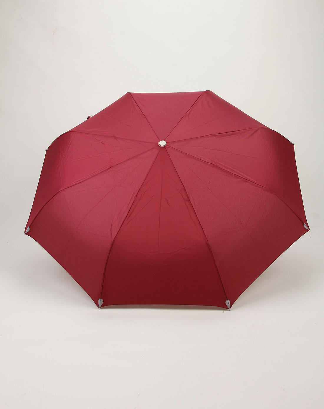 天堂伞专场红色防紫外线晴雨伞bj12a356
