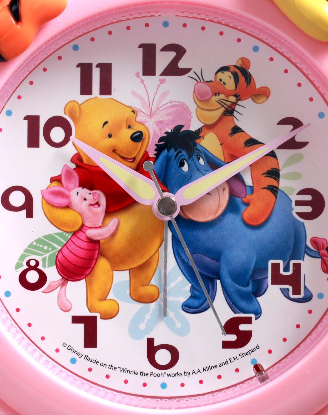 迪士尼&芭比儿童可爱卡通学生闹钟038001