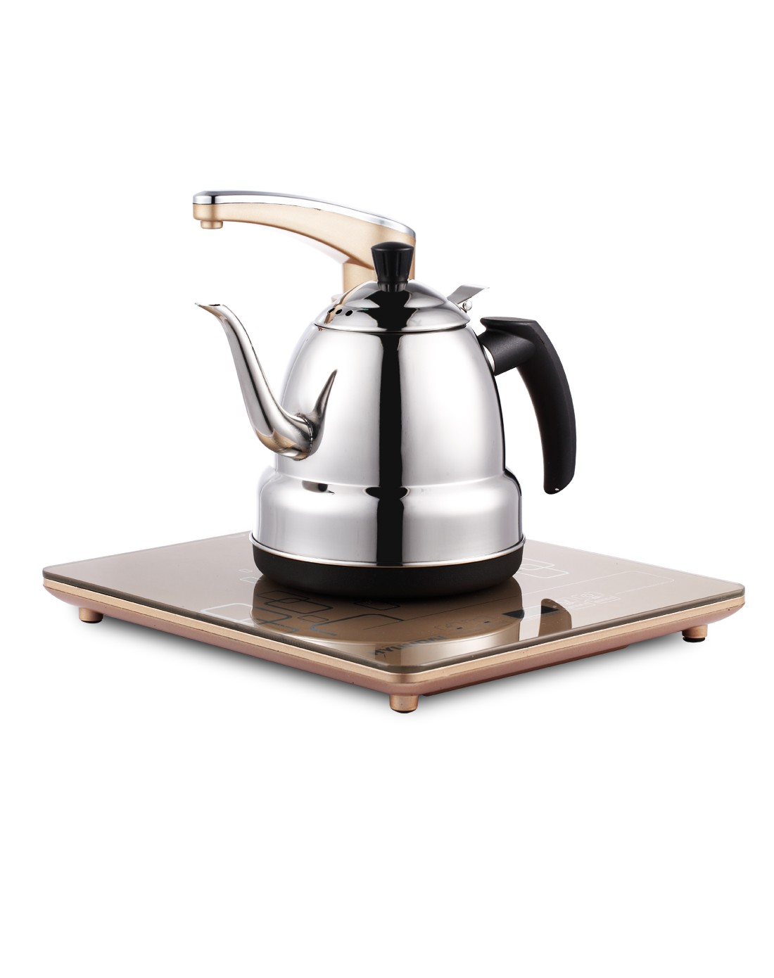 > 电热水壶 自动上水茶壶