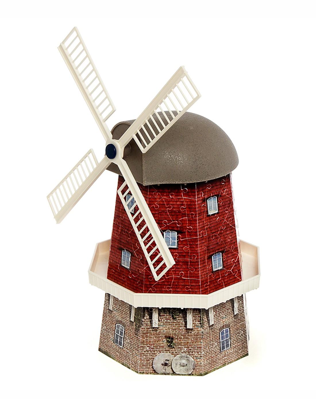 拼图荷兰风车r125630