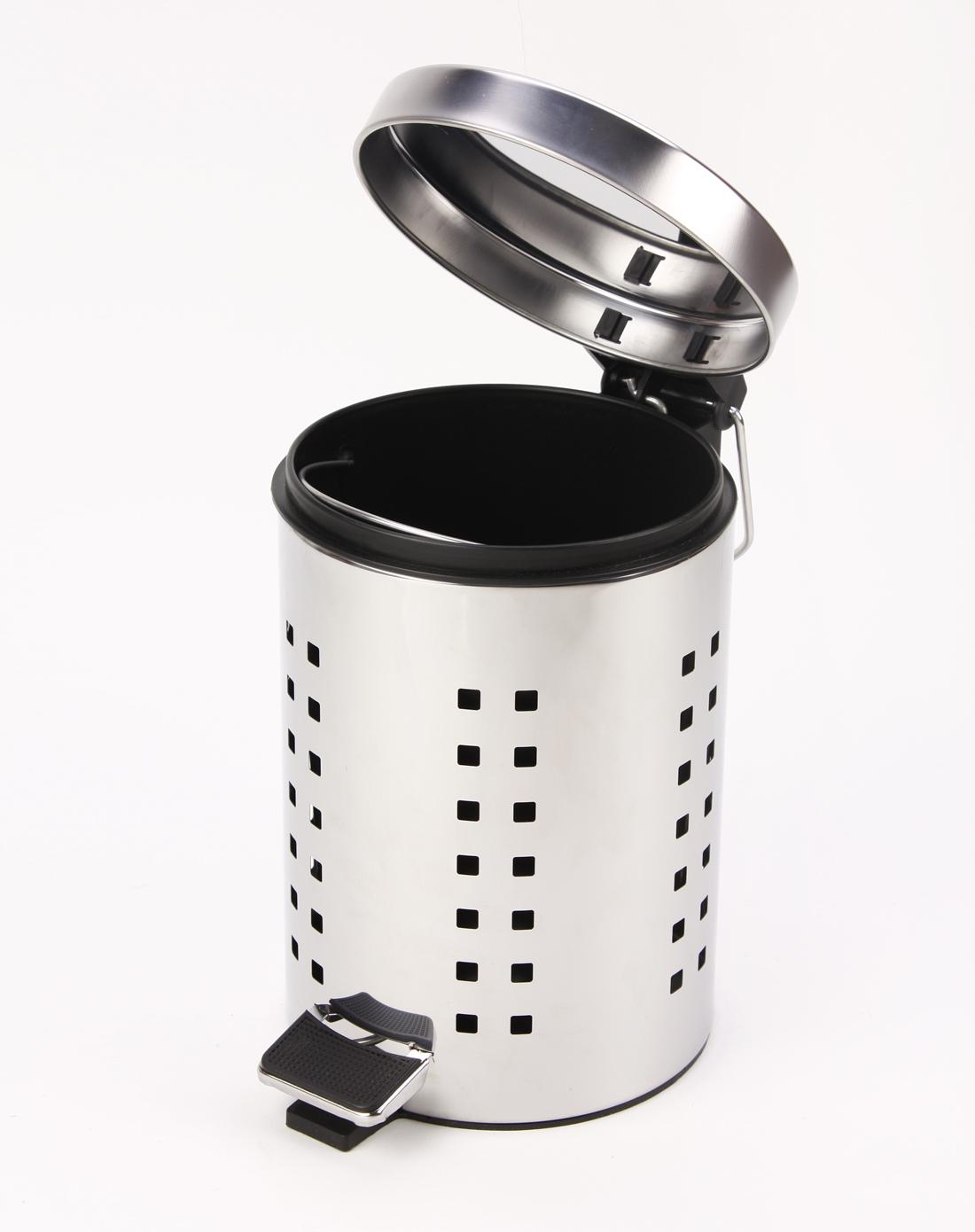 日光生活hikari不锈钢垃圾桶-3lh707