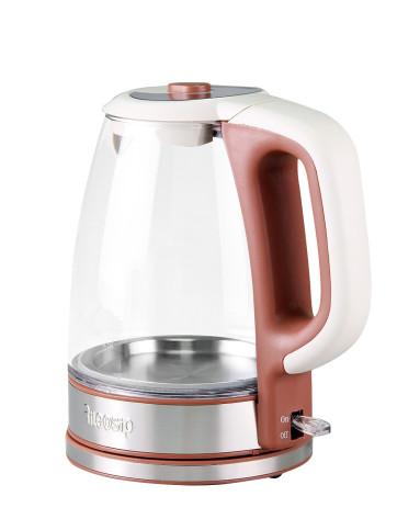乐思玻璃电热水壶1