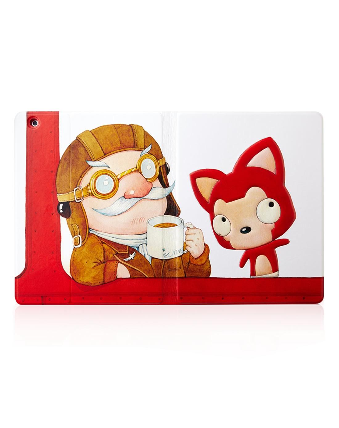 > 苹果 ipad 4/3/2 阿狸系列保护套