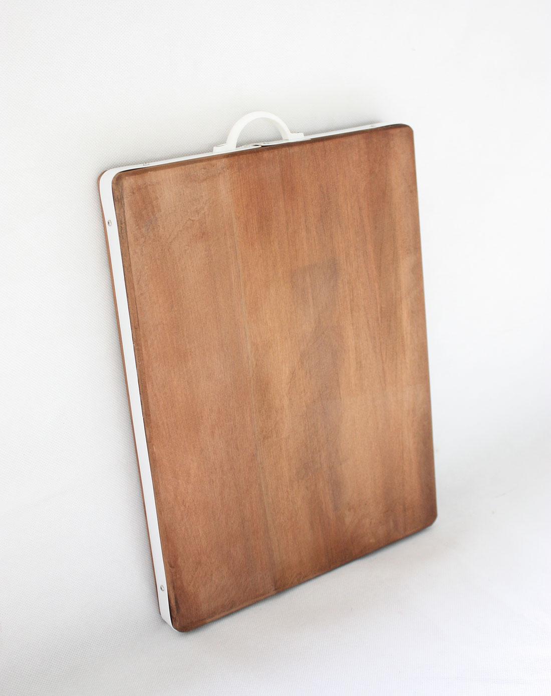 进口金檀木原木砧板(长)
