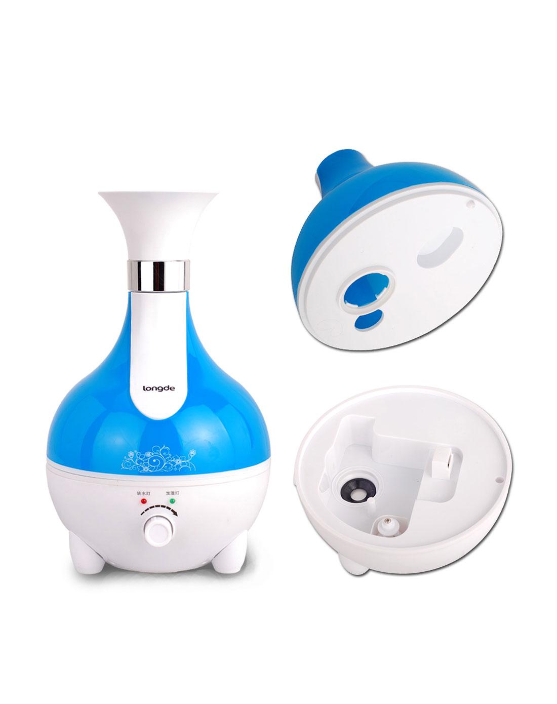 可爱花瓶造型加湿器