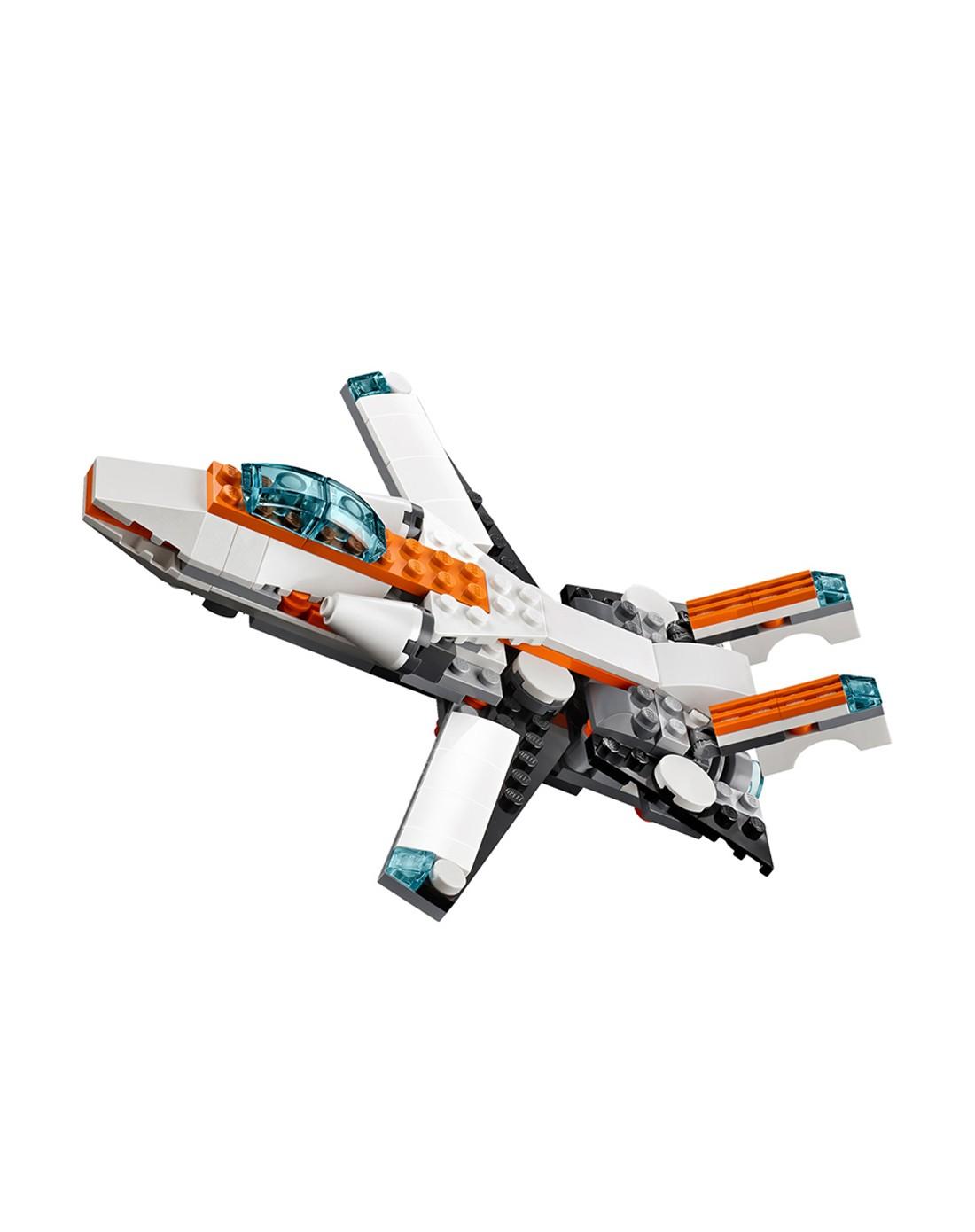 乐高lego国际顶级拼插益智玩具专场乐高未来飞行器