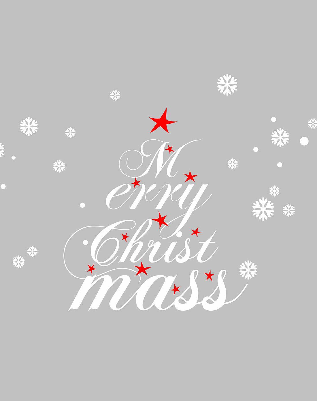 圣诞节英语手抄报 圣诞节简笔画 圣诞节玻璃贴