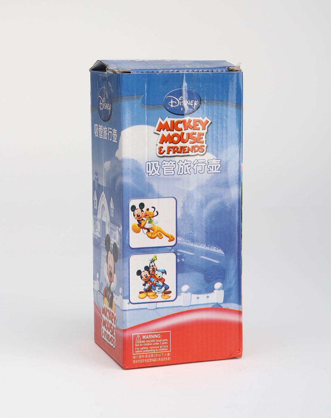 迪士尼disney儿童用品专场中性蓝/白色米奇米奇儿童
