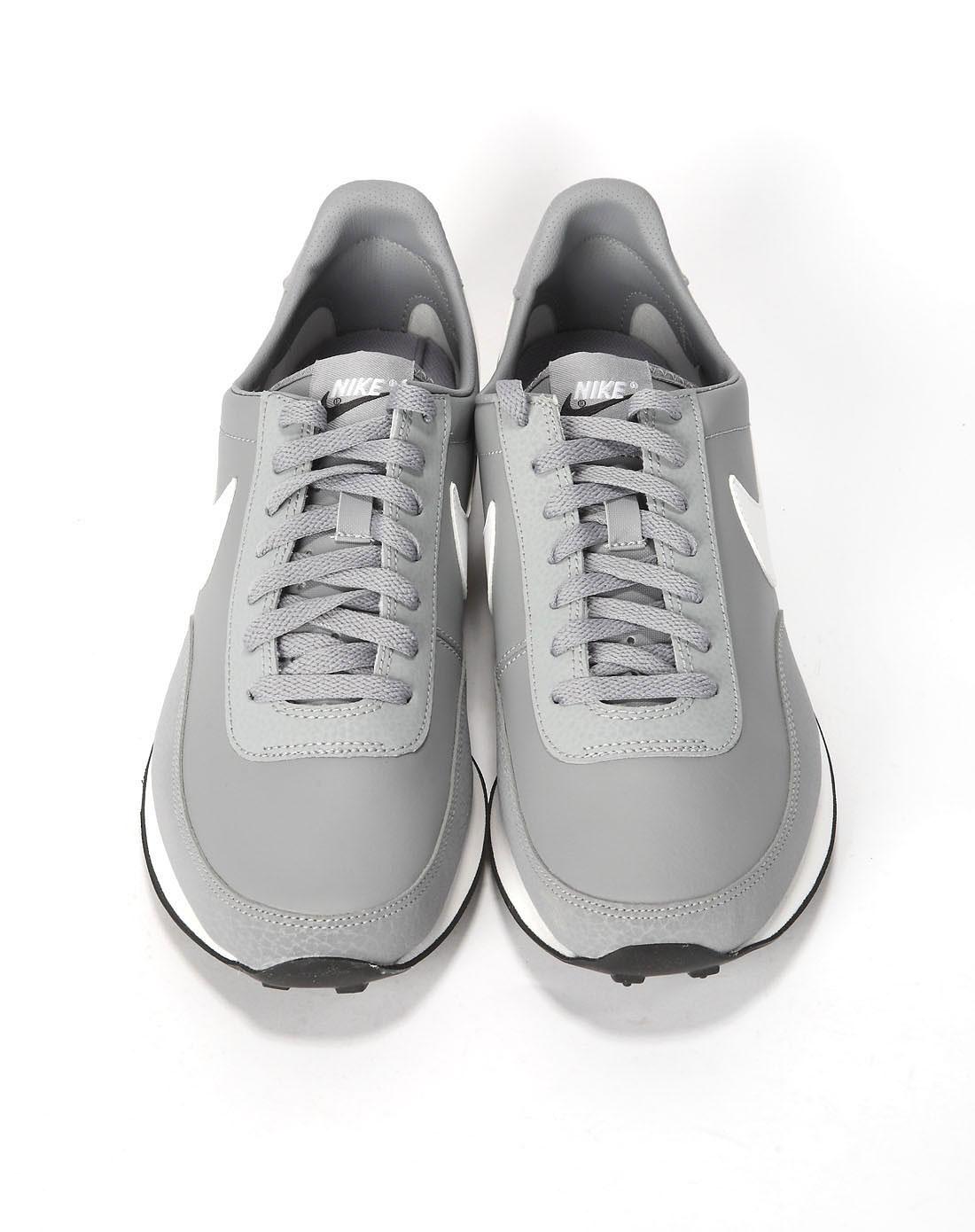 耐克nike男子灰色复古鞋487930-010