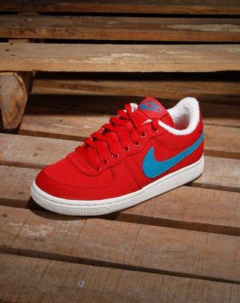 耐克nike-女子红色复古鞋311958-603