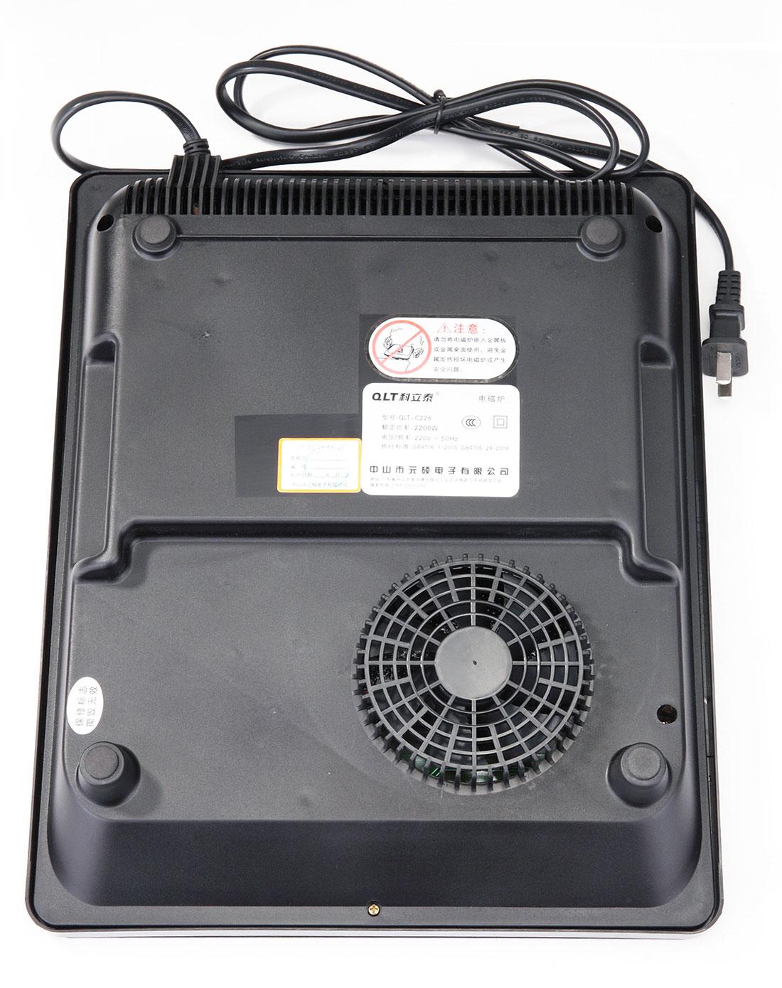 科立泰qlt电器专场-电磁炉 配汤锅 2000w