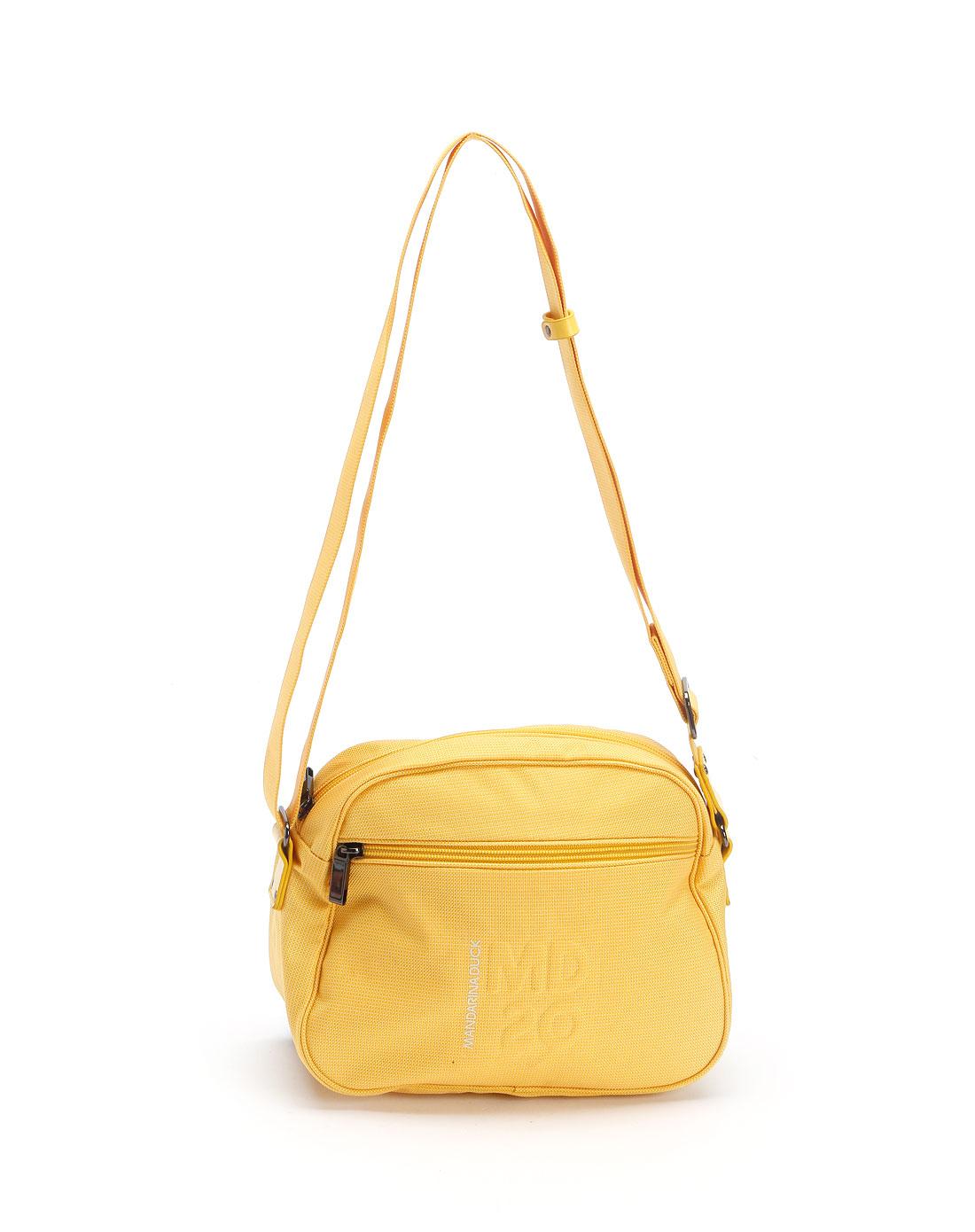 黄色小斜挎包7mt01601
