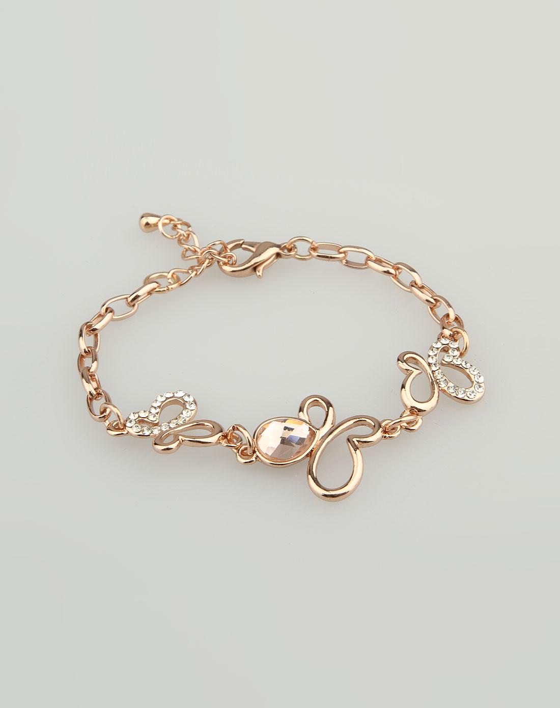 蝴蝶手链的编法图解-蝴蝶结的手链编法视频|清新心形