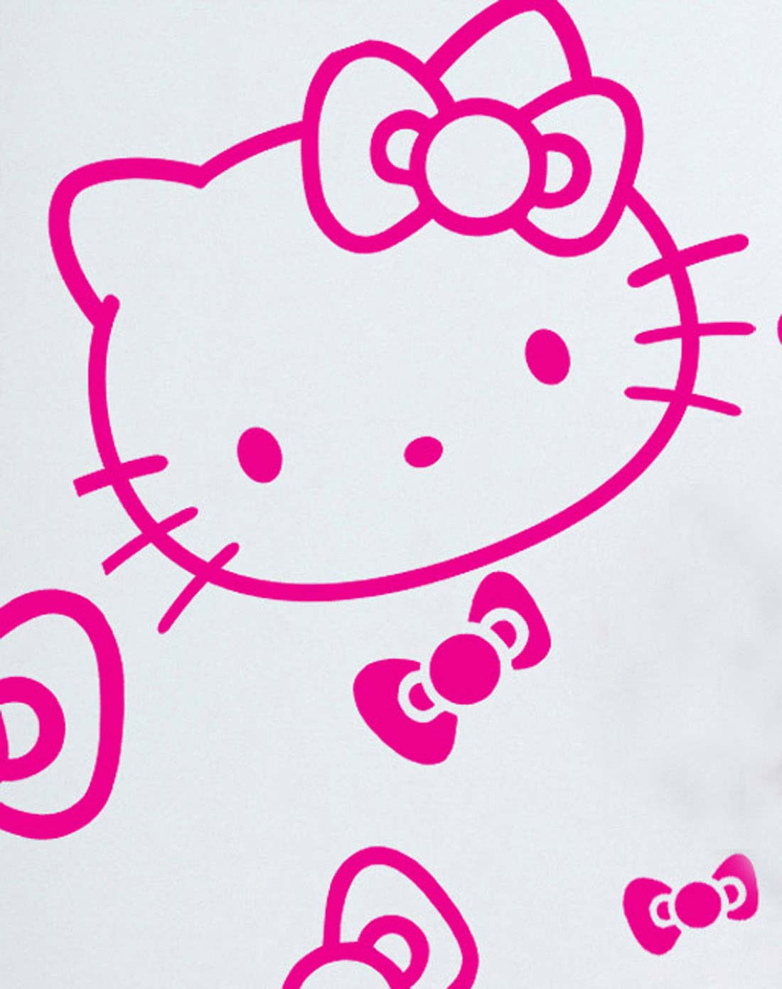 可爱儿童房墙贴-猫咪