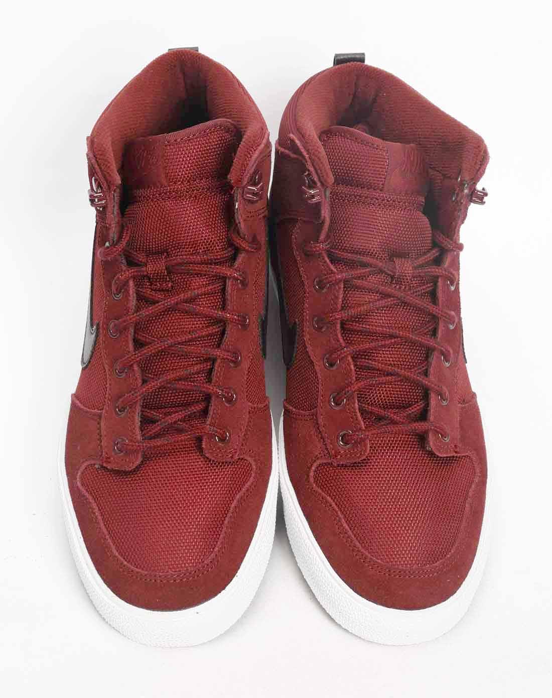 耐克nike-男子深红色复古鞋476627-603